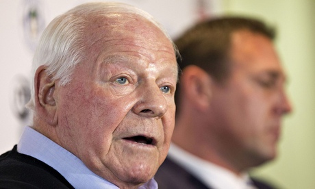 Wigan owner Dave Whelan requests non-personal hearing for FA charge
