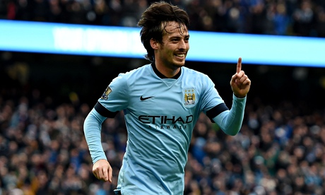 David Silva backs Manchester City to put pressure on Chelsea in league