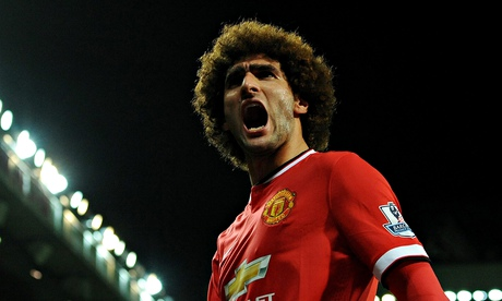 Manchester United should put Chelsea on back seat, says Marouane Fellaini