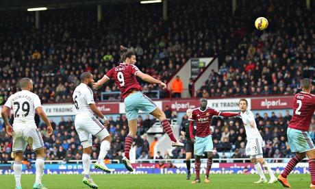 West Ham's aerial bombardment shows Sam Allardyce's tactical savvy