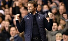 Tim Sherwood, Tottenham manager