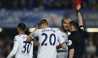 Tottenham's Younès Kaboul can face Arsenal after red card rescinded