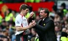 Steven Gerrard Brendan Rodgers Liverpool