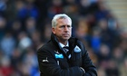 Alan Pardew Newcastle United