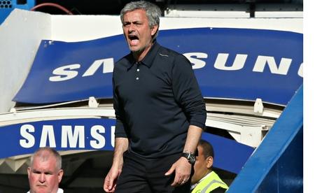 Jose Mourinho - Chelsea v Arsenal