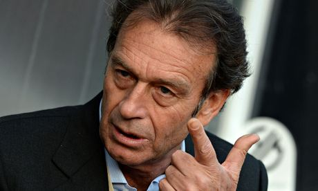 Massimo Cellino, the new Leeds owner