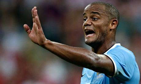 Vincent Kompany's belief bolstered by Manchester City's big-game record