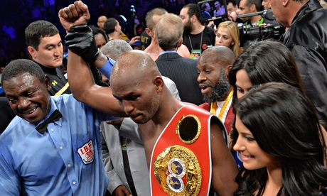 Bernard Hopkins writes a new chapter with win over Beibut Shumenov