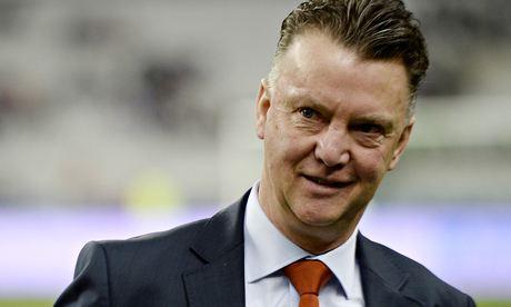 Louis van Gaal, Holland manager