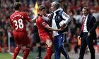 Steven Gerrard Liverpool José Mourinho Chelsea
