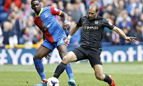 Pablo Zabaleta of Manchester City