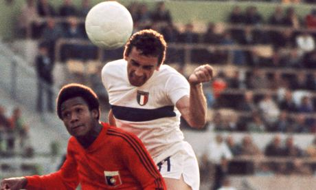World Cup: 25 stunning moments … No12: Haiti stun Dino Zoff's Italy