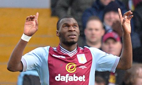 Tottenham's Daniel Levy eyeing up Christian Benteke and Romelu Lukaku