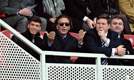 Soccer - Massimo Cellino File Photo