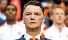 Louis van Gaal stands on the touchline before Holland's recent friendly with Ecuador
