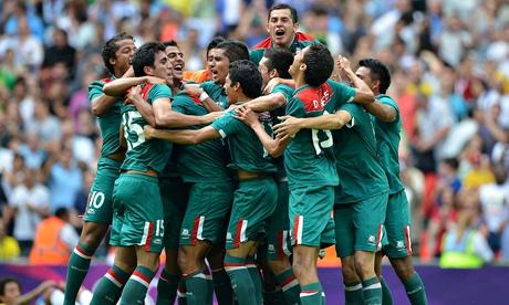 World Cup Brazil 2014. Mexico-team-011
