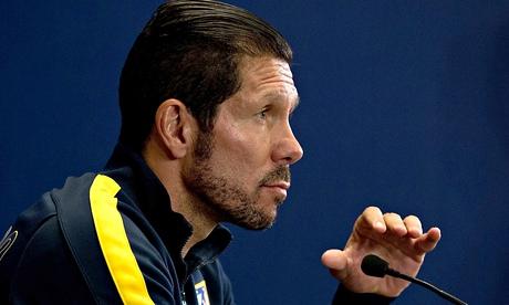 Diego Simeone, Atlético manager