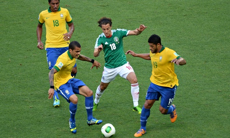 World Cup 2014: Brazil hope Fortaleza gives them edge over Mexico