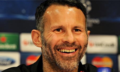 Ryan Giggs relishes chance to learn under Louis van Gaal at Old Trafford