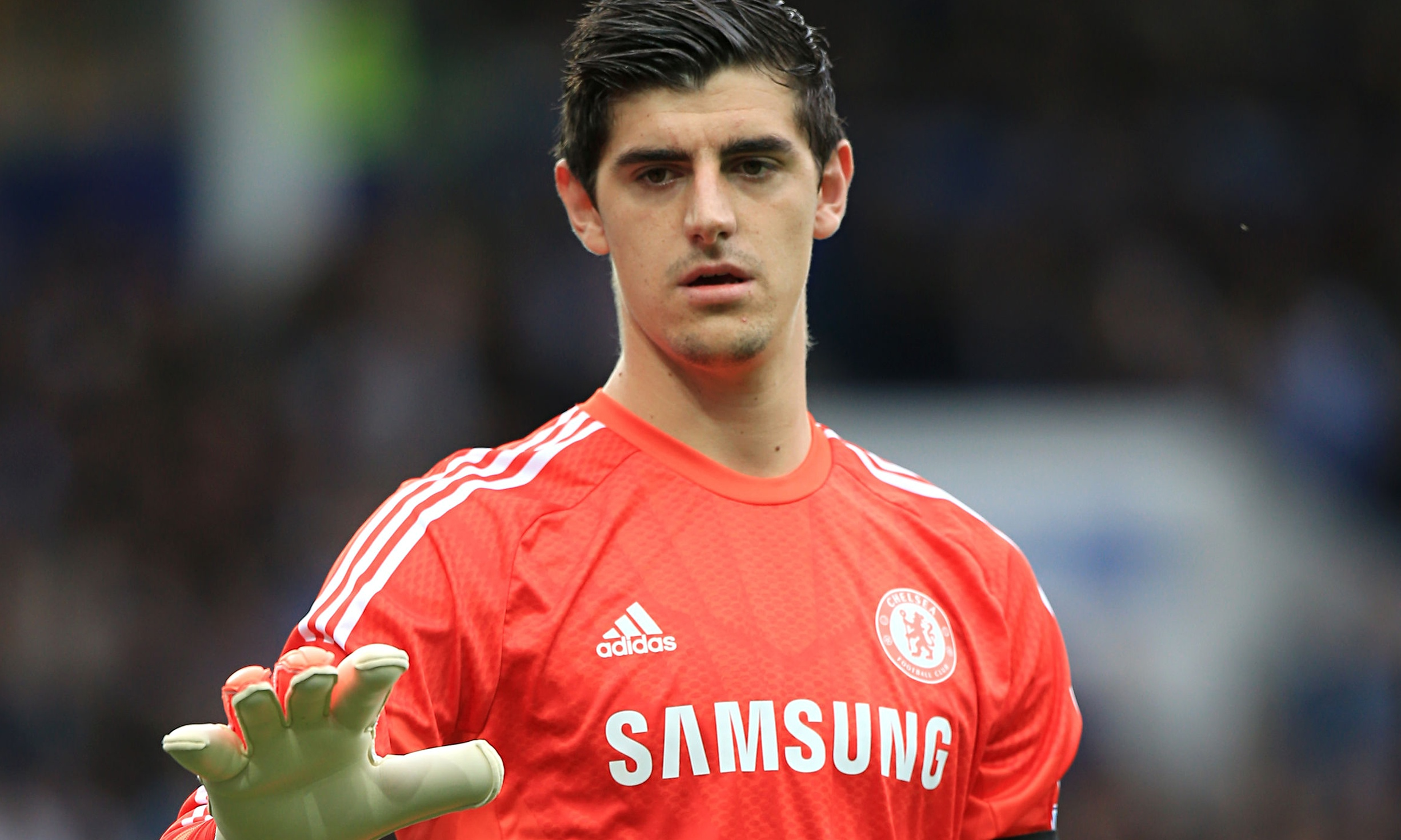 Thibaut Courtois earned a  million dollar salary - leaving the net worth at 4 million in 2018
