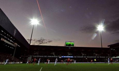 Qpr Stadium QPR face opposi...