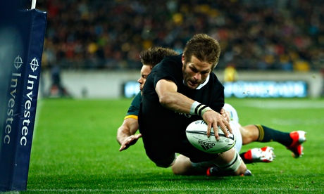 Rugby World Cup diary: preparing for our All Blacks challenge | Mike Petri
