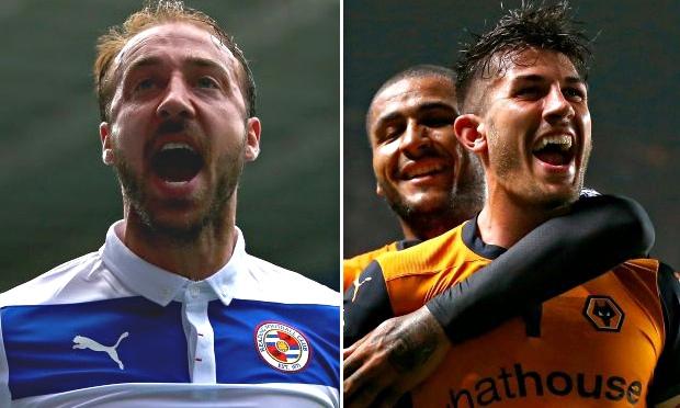 Reading v Wolverhampton Wanderers: Championship – as it ...