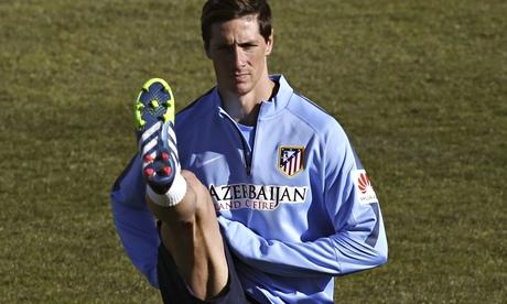 Fernando Torres: strange journey from storm-force striker to bargaining chip   Richard Williams