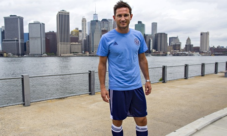 Frank Lampard's New York City FC: making of a team no one has seen play | Daniel Taylor