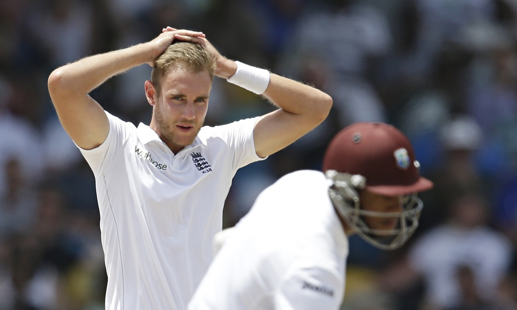 England's Stuart Broad blames illness for missed Test sponsors event