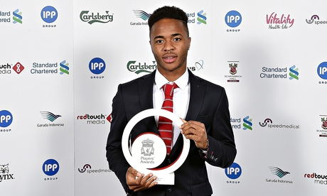 Raheem Sterling booed by Liverpool fans at club's awards ceremony
