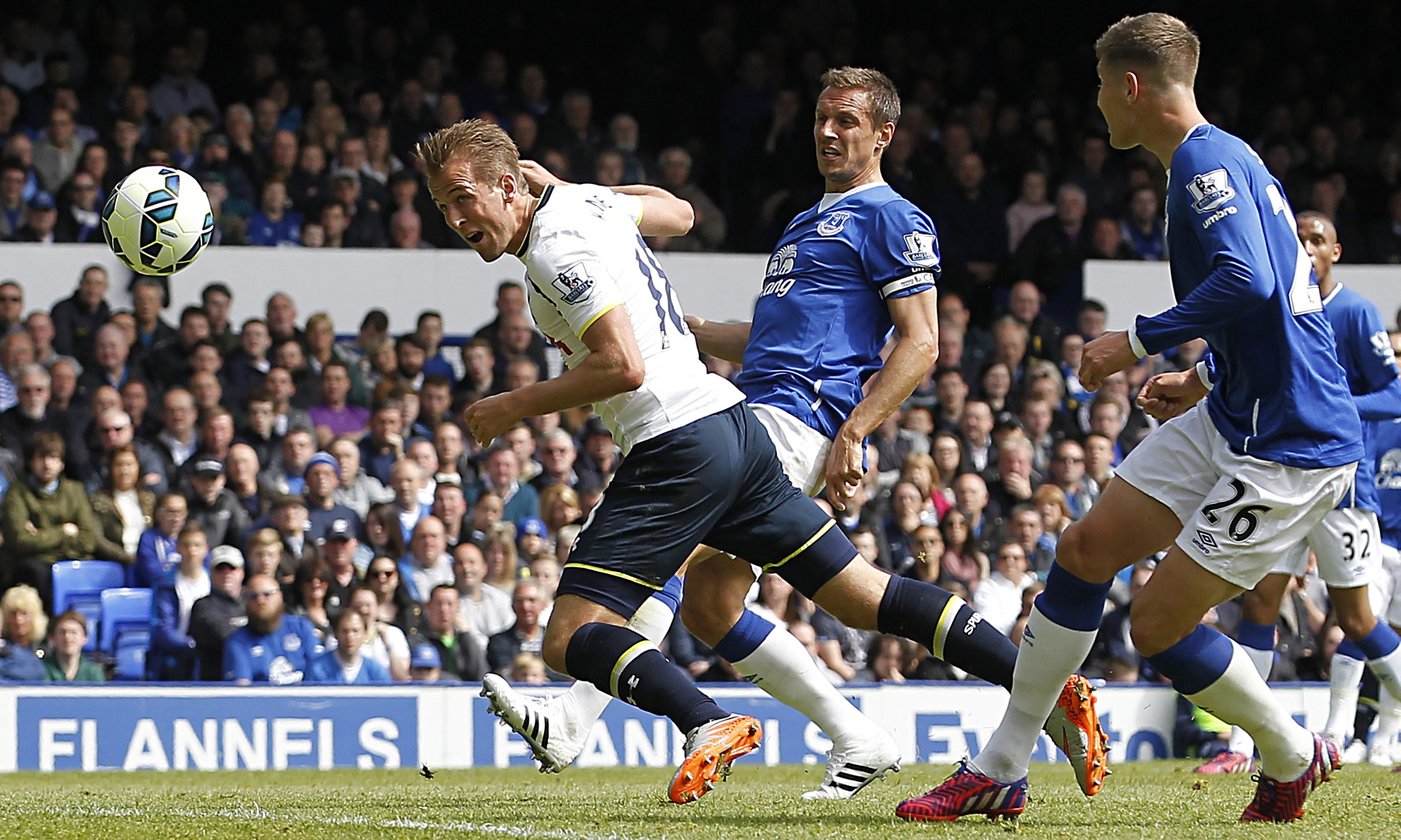 Giant odds on Tottenham to beat Everton [Promo]