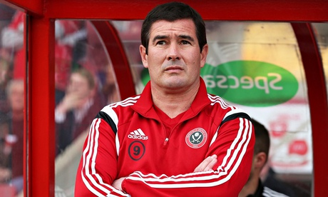 Sheffield United sack manager Nigel Clough after League One play-off failure
