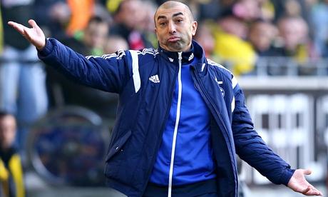 Roberto Di Matteo resigns as Schalke coach after disagreement with club
