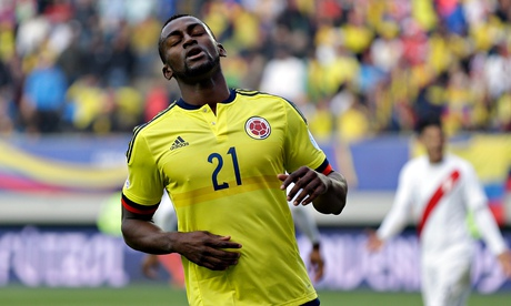 Jackson Martínez set for Atlético Madrid after club meet Porto's buyout clause