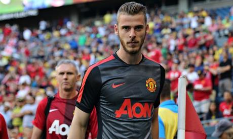 Jasper Cillessen's injury could impact on Manchester United's De Gea