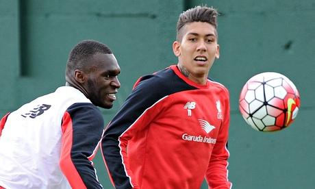 Christian Benteke and Roberto Firmino made to wait by Liverpool