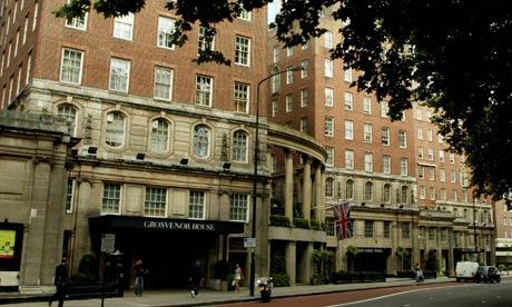 Le Meridien Grosvenor House Hotel