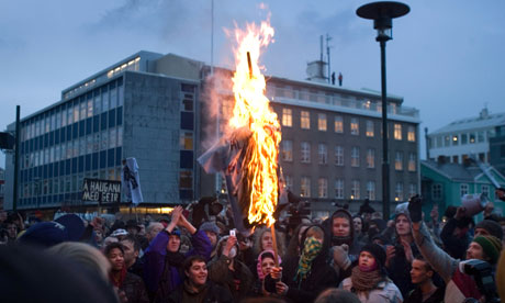 Iceland taking back its power