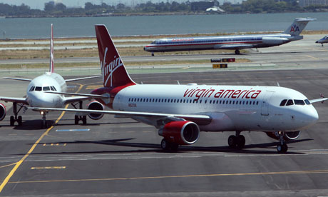 Virgin America orders 30 Airbus A320 planes 
