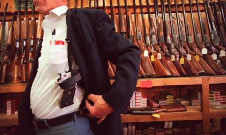 concealed weapon gun shop