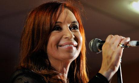 argentina Cristina Ferndández de Kirchner