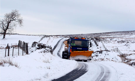 gritter snow winter weather