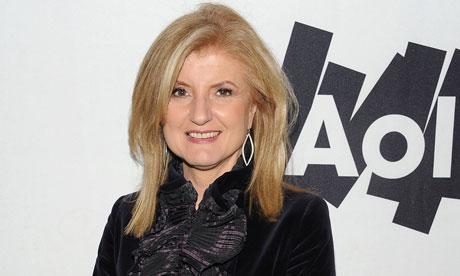 Arianna Huffington, AOL