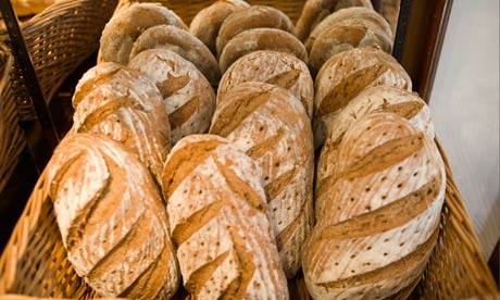 Wheat based loaves