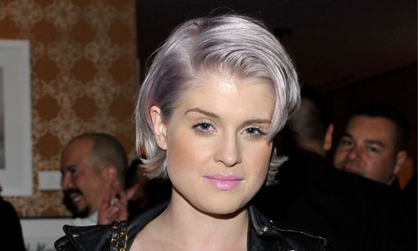 Kelly Osbourne and other young style-setters are choosing silver as a ...
