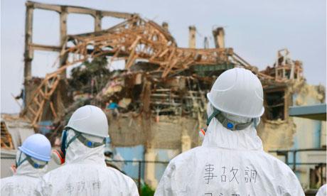 japanese government fukushima nuclear plant