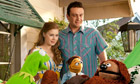 Muppets jason segal