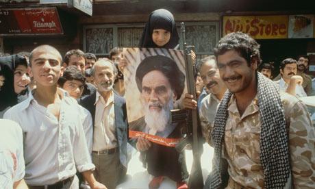 Iranian Revolution tehran