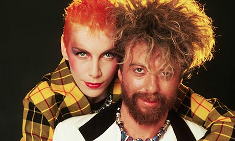 Eurythmics reunite for Beatles tribute show